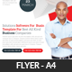 Business Firm Corporate Flyer Template - GraphicRiver Item for Sale