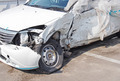 Damaged car after an accident - PhotoDune Item for Sale