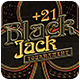 Black Jack Mag. Ad, Poster or Flyer – Flat & 3D  - GraphicRiver Item for Sale