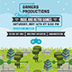 Game Festival Poster Template - GraphicRiver Item for Sale