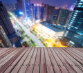 landscape of shanghai china at night. - PhotoDune Item for Sale