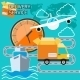 Delivery Service - GraphicRiver Item for Sale