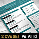 Monte Carlo CV Set - GraphicRiver Item for Sale