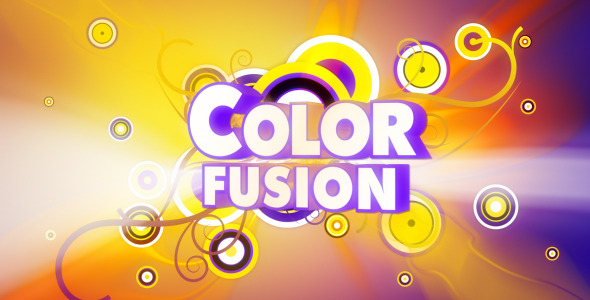 After Effects Project - VideoHive Color Fusion 1128955