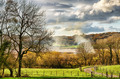 Rural countryside near Leighton Moss. - PhotoDune Item for Sale