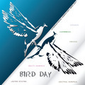 Poster International Migratory Bird Day - PhotoDune Item for Sale
