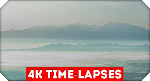 4K Time-Lapses