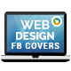 Web Design Company Facebook Covers - 2 Designs - GraphicRiver Item for Sale