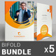 Business Bi-Fold Brochure Bundle | Volume 1 - GraphicRiver Item for Sale
