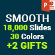 Smooth PowerPoint Presentation Template - GraphicRiver Item for Sale