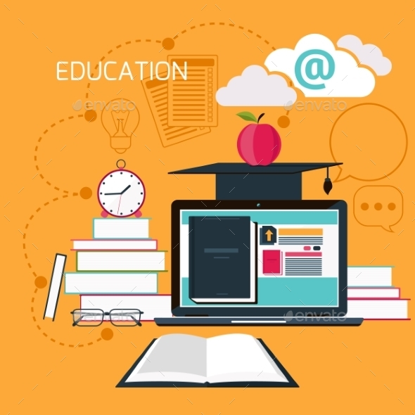 GraphicRiver Online Education 11266323