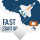 Fast start up presentation  - GraphicRiver Item for Sale