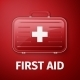 Medicine Chest First Aid Poster - GraphicRiver Item for Sale