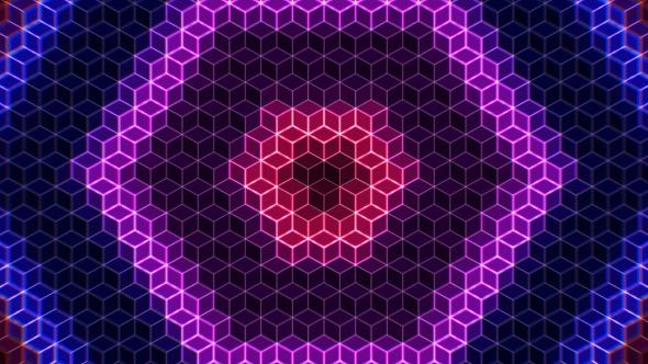 Isometric Cubes VJ