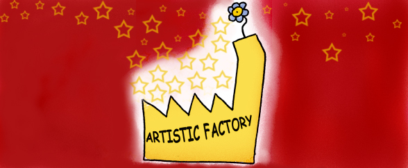 Artistic-factory-color-star