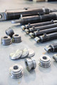 Parts of hydraulic pistons - PhotoDune Item for Sale