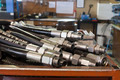 hydraulic hoses - PhotoDune Item for Sale