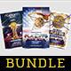 Basketball Flyer Bundle Vol. 12 - GraphicRiver Item for Sale