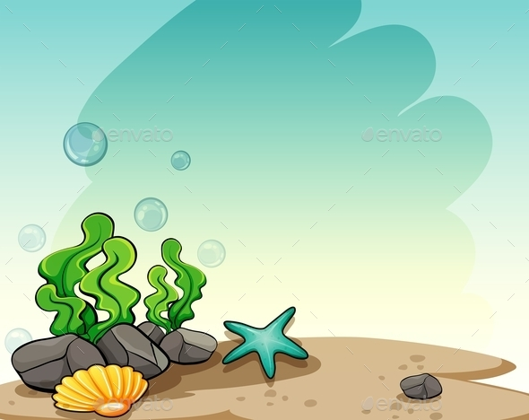 GraphicRiver Underwater View 11270710