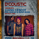 Acoustic Party Flyer / Poster - GraphicRiver Item for Sale