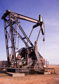 Texas Oil Pump Jack Fracking Crude Extraction Machine - PhotoDune Item for Sale