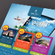 Travel Tourism Flyer - GraphicRiver Item for Sale
