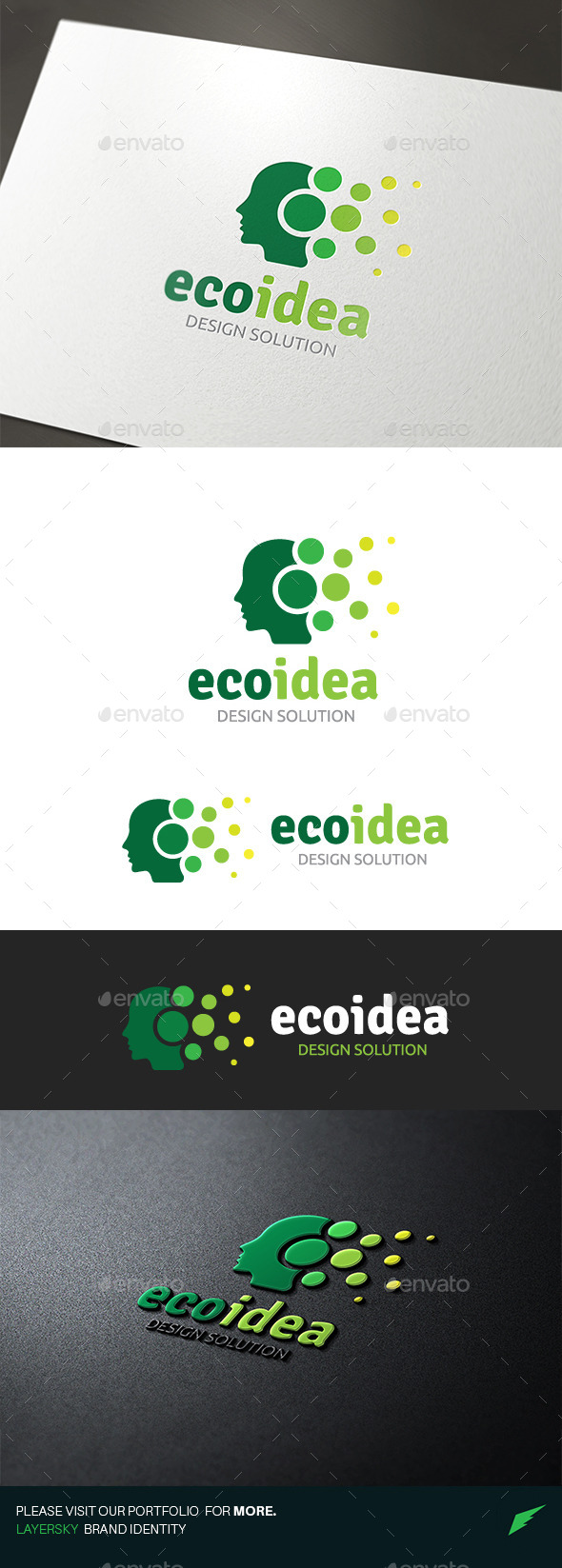 GraphicRiver Eco Idea 11271431