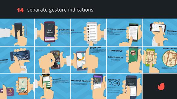 Urubu Mobile app presentation