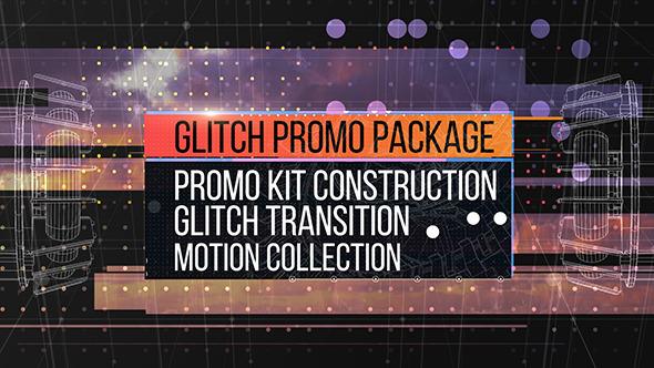 Glitch Promo Package