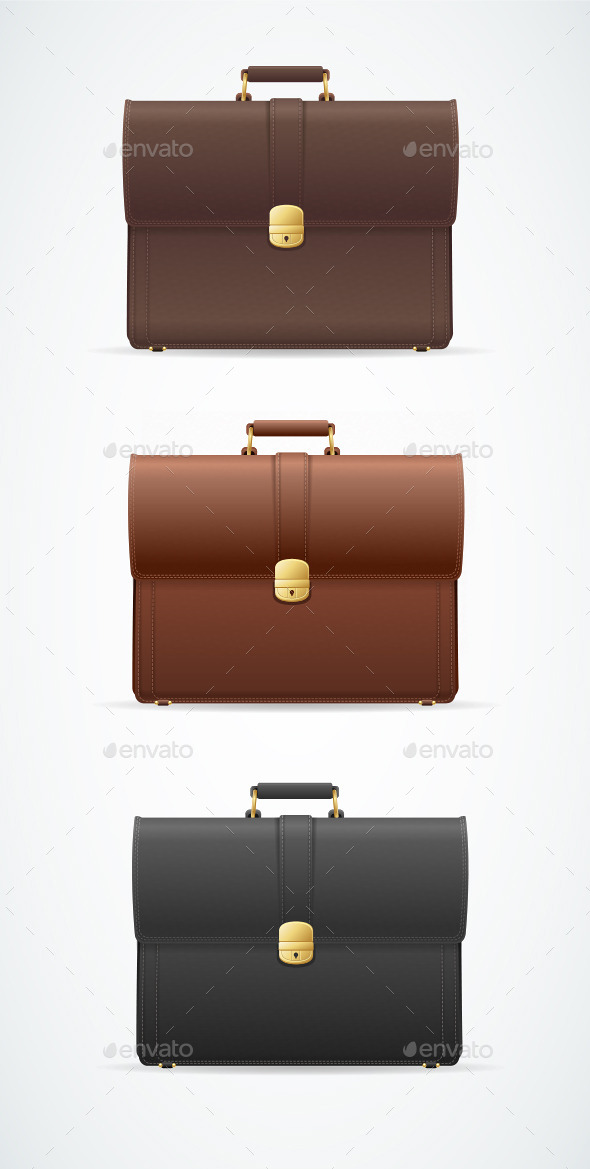 GraphicRiver Briefcase Set 11272584