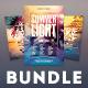 Summer Flyer Bundle Vol.08 - GraphicRiver Item for Sale
