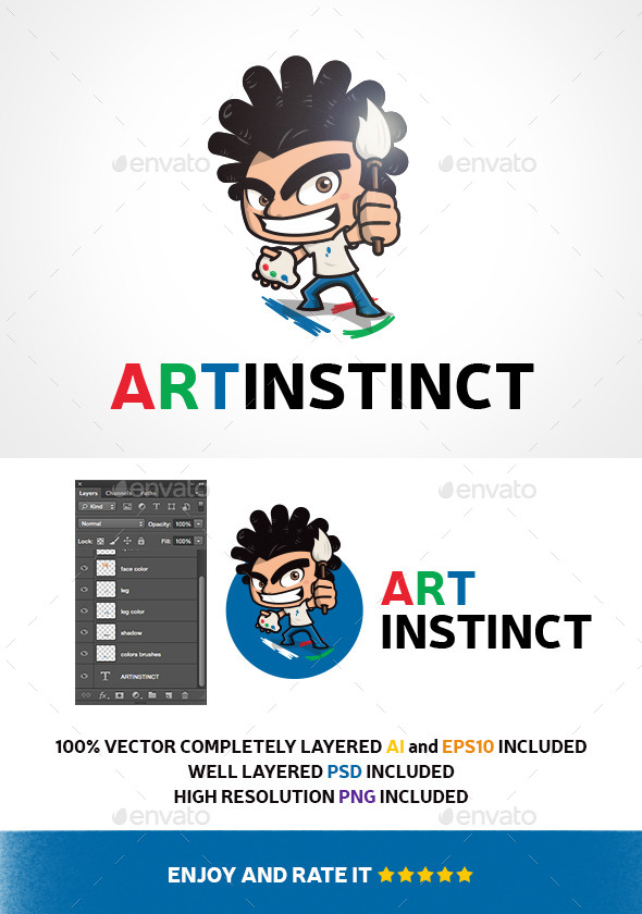 GraphicRiver Art Instinct 11272695