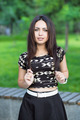 Portrait of perfect brunette - PhotoDune Item for Sale
