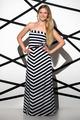Pretty woman wearing long dress - PhotoDune Item for Sale