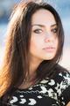 Portrait of beautiful brunette - PhotoDune Item for Sale