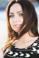 Portrait of beautiful young brunette - PhotoDune Item for Sale