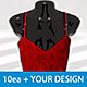 Dress (One-Piece with Strap) Display Mock-Ups - GraphicRiver Item for Sale