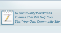 Community WordPress Themes