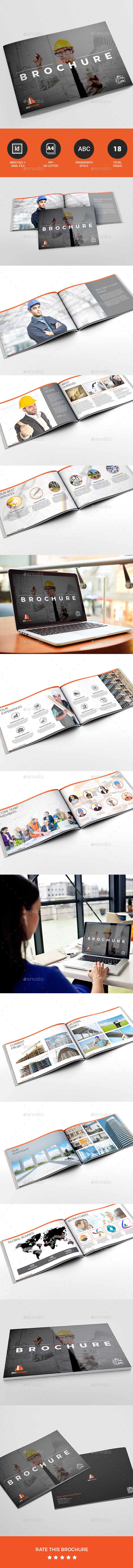 GraphicRiver Brochure 11273880
