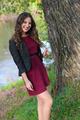 Elegant Brunette in Nature 05 - PhotoDune Item for Sale