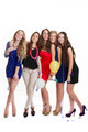 hen party young girls celebrating - PhotoDune Item for Sale