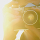 Photographer During Sunset - VideoHive Item for Sale