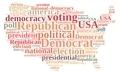 Democrat and Republic. - PhotoDune Item for Sale