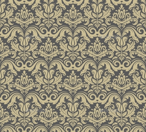 GraphicRiver Damask Seamless Pattern 11275178