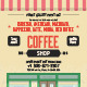 Coffee shop poster template - GraphicRiver Item for Sale