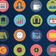 50 Useful Flat Icons