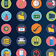 40 Useful Flat Icons