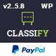 Classify - Classified Ads WordPress Theme - ThemeForest Item for Sale