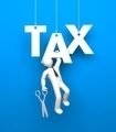 Tax. Business metaphor - PhotoDune Item for Sale