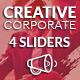 Sliders - Creative Corporate